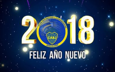 ¡Objetivos 2017 cumplidos! – Feliz año 2018 Bombonera