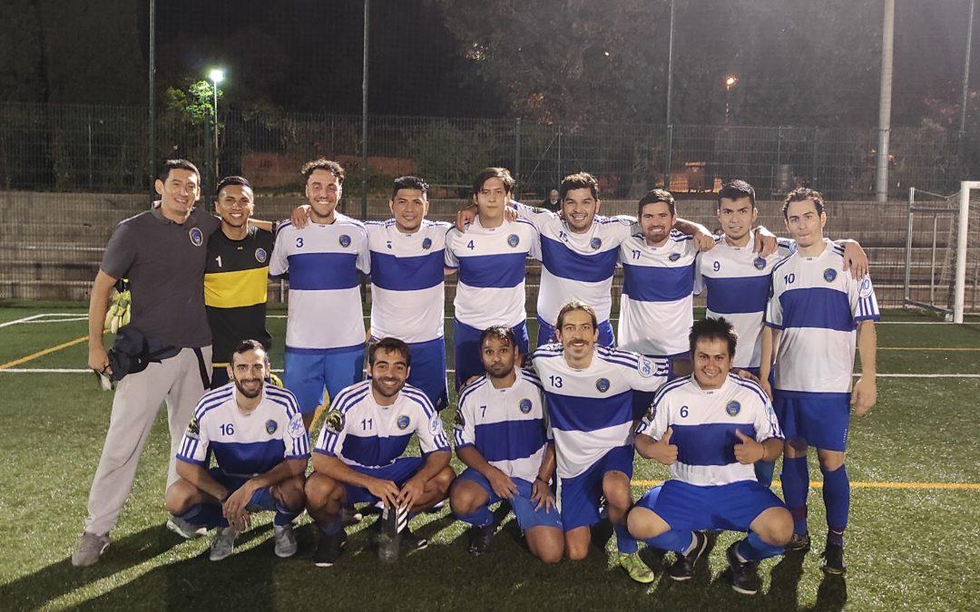 Primer partido del fútbol 7 de la temporada 2021 – 2022